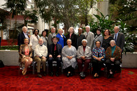10. Past Presidents Group Photo
