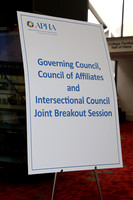 11. Governing Council Breakouts