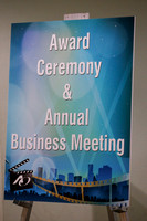 19. Award Ceremony & Annual Business Meeting