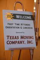 04. First Time Attendee Orientation & Luncheon
