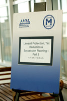 40. Lawsuit Protection, Tax Reduction & Succession Planning