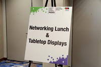 13 Networking Lunch & Tabletop Displays