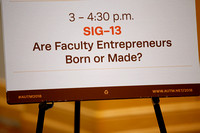 "26. SIG-13 ""Are Faculty Entrepreneurs Born or Made?"""